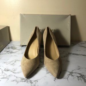 Marc Fisher LTD Caitlin Suede Pumps Size US 7